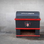 London - grit box