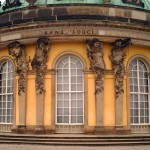 Detail of Sanssouci Palace