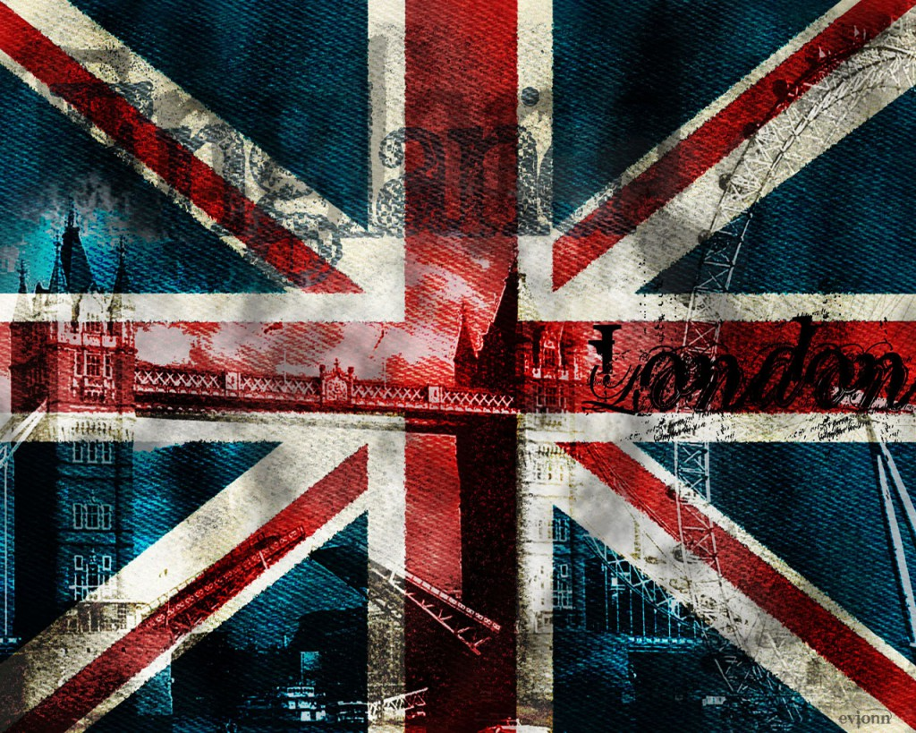 London England UK Great Britain wallpaper Union Jack  evionn