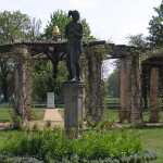 Statue Park Branitz