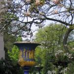 Vase at Branitz Palace