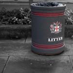 London - litter box