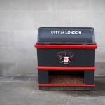 London - grit box