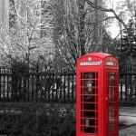 London - telephone