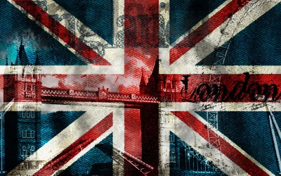 London England UK Great Britain wallpaper Union Jack evionn