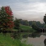 Autumn in Park Branitz